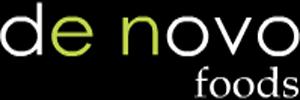 De Novo Foods banner